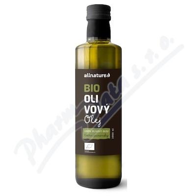Allnature Olivový olej extra panenský BIO 1000ml