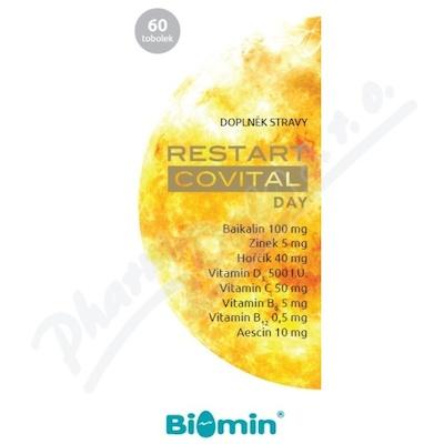 Biomin RESTART covital DAY tob. 60