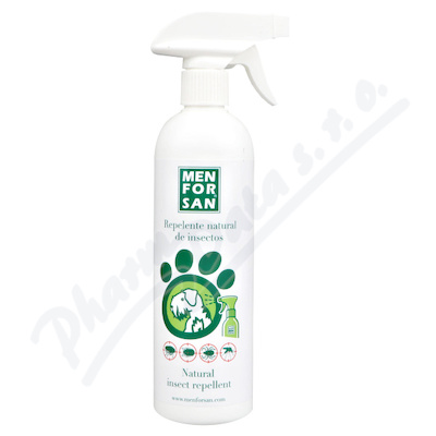 Menforsan Repelent proti hmyzu pro psy 500ml