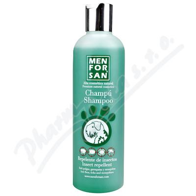 Menforsan Šampon repel. proti hmyzu pro psy 300ml