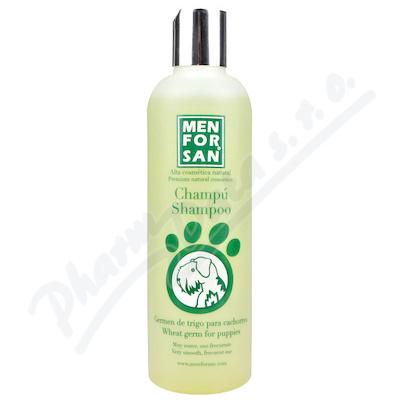 Menforsan Šampon z pšenič. klíčků pro štěňata 300ml