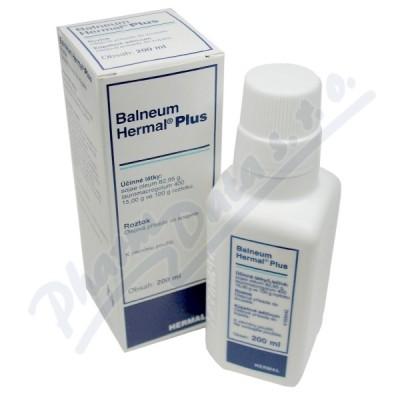 Balneum Hermal Plus drm. bal. 1x200ml