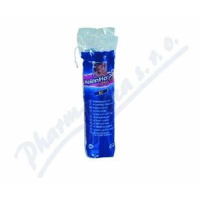Kosmetic.tampóny vatové 80ks Helen Harper 39510