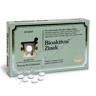 Bioaktivní Zinek tbl. 60