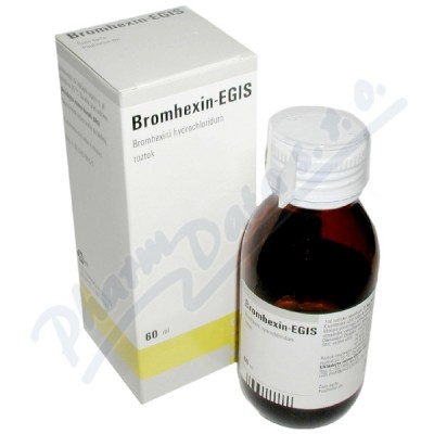 Bromhexin - Egis sol.1x60ml-120mg