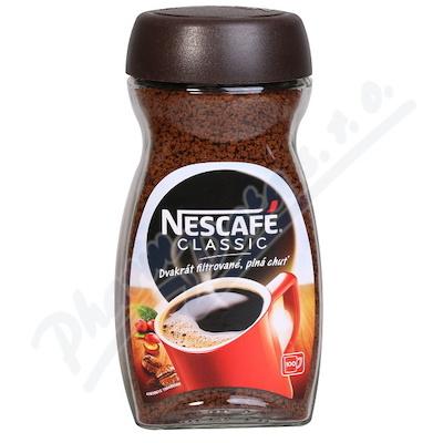 NESTLÉ Nescafé Classic instant káva 200g
