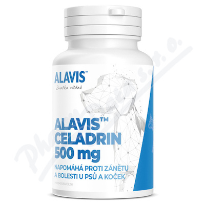 Alavis Celadrin 500mg tbl. 60