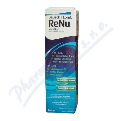 Bausch&Lomb ReNu MultiPlus Multi-Purpose Sol. 240ml