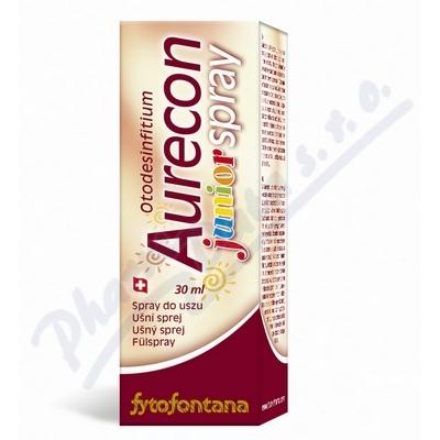 Fytofontana Aurecon ušní sprej Junior 30ml