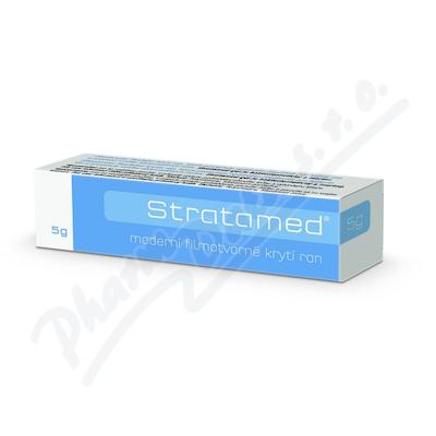Stratamed gel 5 g (Rána 2-4 cm)