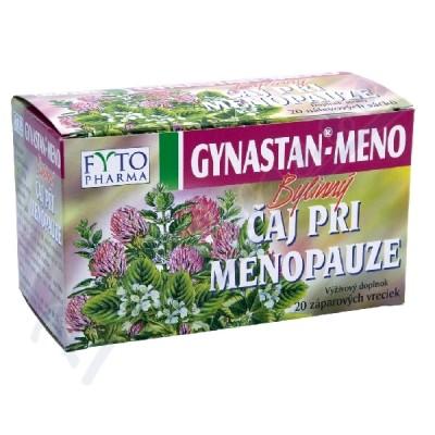Gynastan Meno byl. čaj při menopauze 20x1. 5g Fytoph