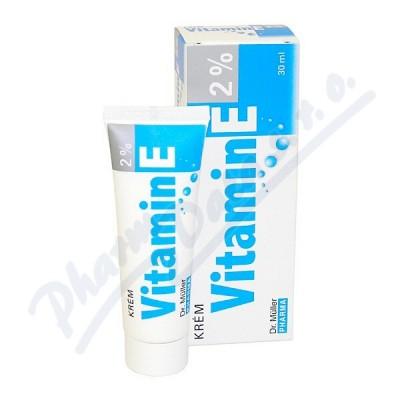 Vitamin E krém 2% 30g Dr.Müller