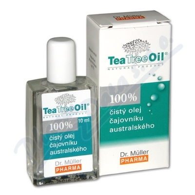 Tea Tree Oil 100 % čistý 10ml Dr. Müller