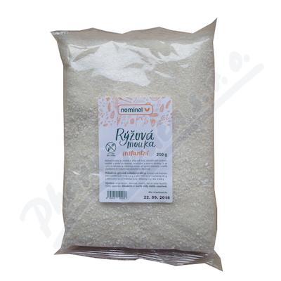 Rýžová instantní mouka NOMINAL 200g