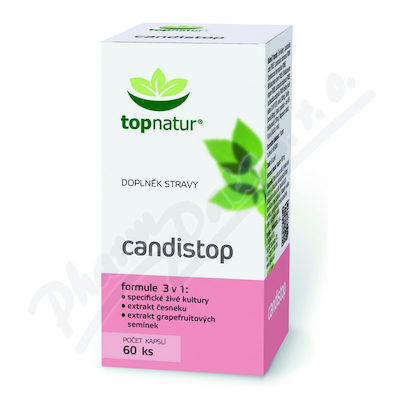 Candi Stop cps. 60 TOPNATUR