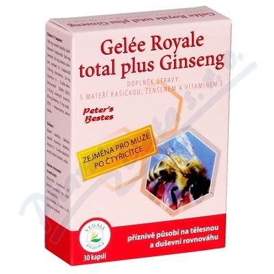 Gelée Royale total plus Ginseng cps. 30