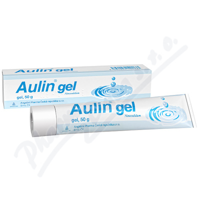 Aulin 30mg-g gel 50g