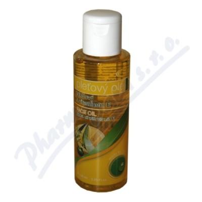 TOPVET Jojobový olej 100% s vit. E 100ml