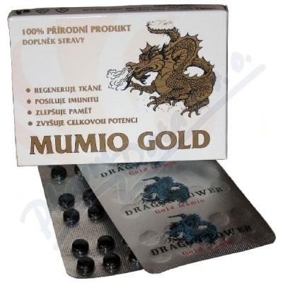 Gold Mumio - Dragon Power tbl. 30