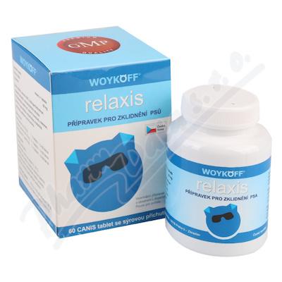 relaxis CANIS (sýrová přích. ) tbl. 60