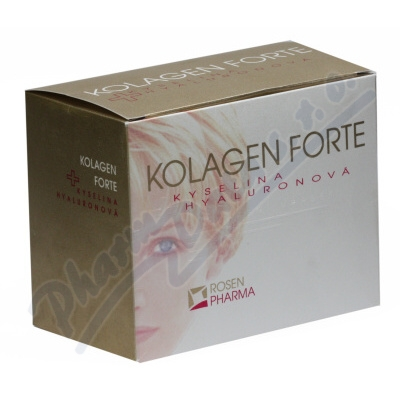Rosen Kolagen FORTE+ Kyselina hyaluronová 180ks