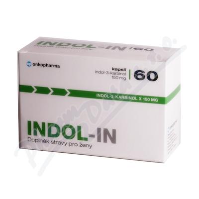 INDOL-IN pro ženy cps. 60