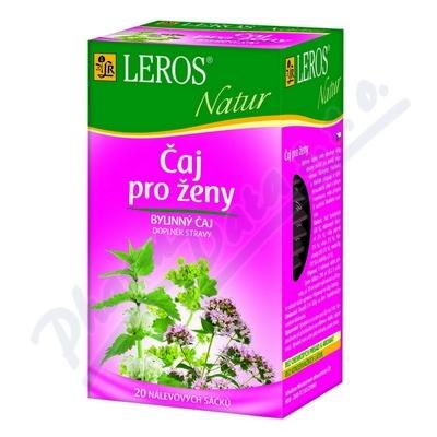 LEROS NATUR Čaj pro ženy n. s. 20x1. 5g