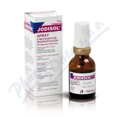 Jodisol 13g spray MTP