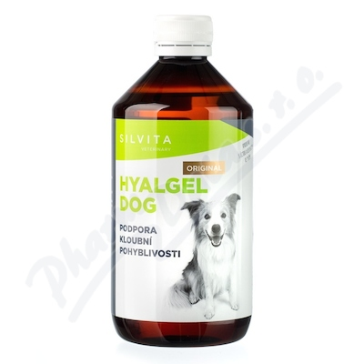 Hyalgel Dog Original sirup 500ml a.u.v.