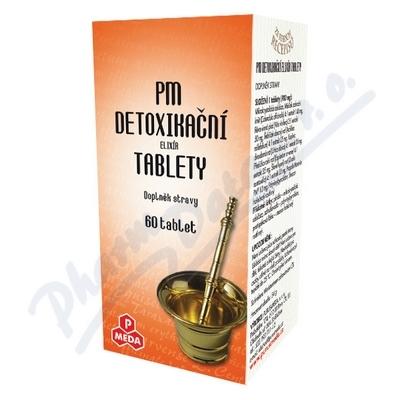 PM Elixír detoxikační tbl.60