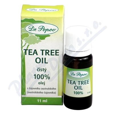 Dr. Popov Tea Tree Oil 11ml