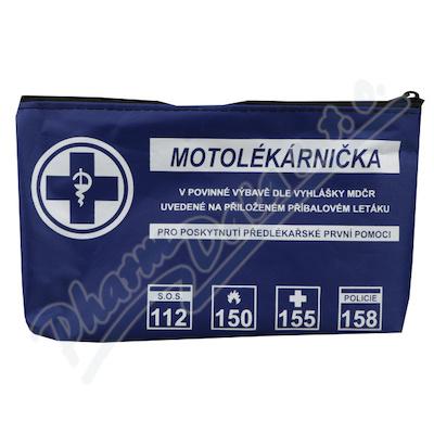 Motolékárnička textil vyhl. č. 341-2014 Steriwund