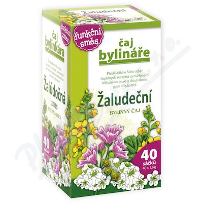 Čaj Bylináře Žaludeční 40x1. 6g